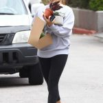 Hilary Duff Was Seen Out in Studio City 05/12/2018-2