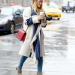 Hilary Duff Was Spotted on a Rainy Day in NYC 05/19/2018-3