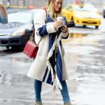 Hilary Duff Was Spotted on a Rainy Day in NYC 05/19/2018-4