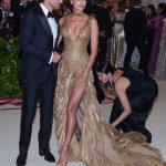 Irina Shayk at the Heavenly Bodies: Fashion and The Catholic Imagination Costume Institute Gala in New York City 05/07/2018-2