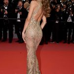 Izabel Goulart at the Burning Premiere During the 71st Cannes Film Festival in Cannes 05/16/2018-3