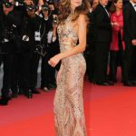 Izabel Goulart at the Burning Premiere During the 71st Cannes Film Festival in Cannes 05/16/2018-4