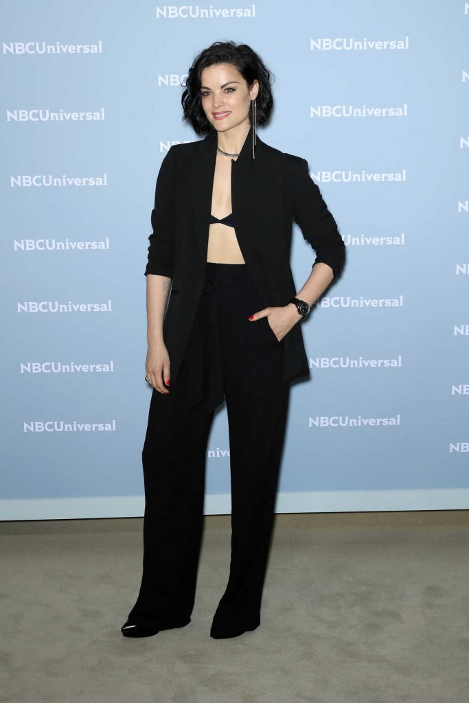 Jaimie Alexander at NBCUniversal Upfront Presentation in New York City 05/14/2018-1