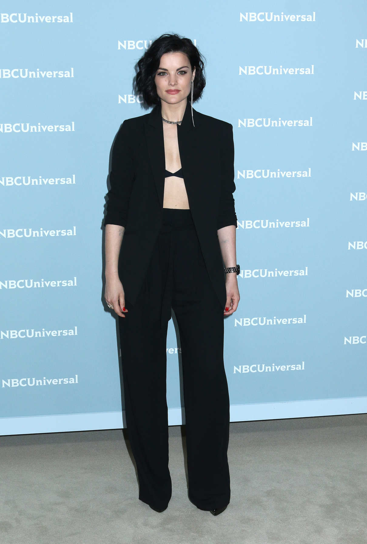 Jaimie Alexander at NBCUniversal Upfront Presentation in New York City 05/14/2018-2