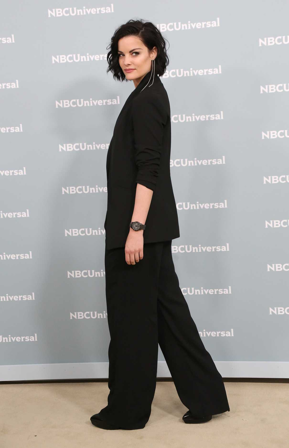 Jaimie Alexander at NBCUniversal Upfront Presentation in New York City 05/14/2018-3