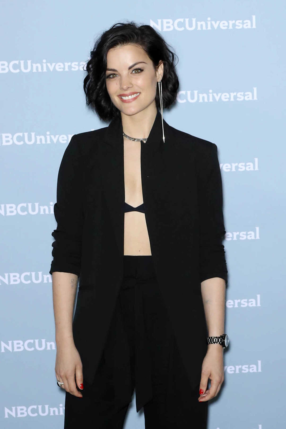 Jaimie Alexander at NBCUniversal Upfront Presentation in New York City 05/14/2018-4