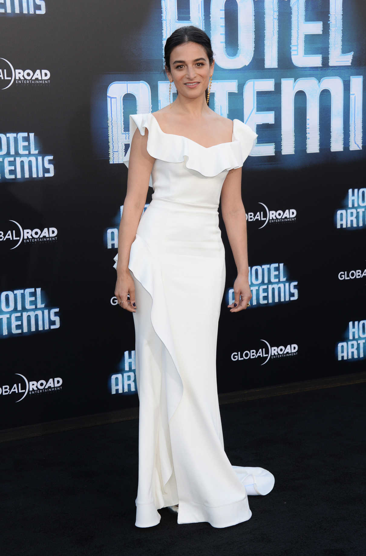 Jenny Slate at the Hotel Artemis Premiere in Westwood 05/19/2018-1