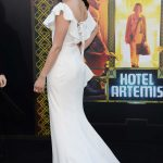 Jenny Slate at the Hotel Artemis Premiere in Westwood 05/19/2018-4