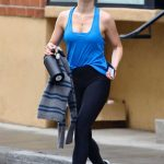 Julianne Hough Leaves Her Morning Workout in Studio City 05/01/2018-2