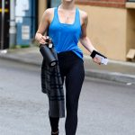 Julianne Hough Leaves Her Morning Workout in Studio City 05/01/2018-3