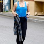 Julianne Hough Leaves Her Morning Workout in Studio City 05/01/2018-4