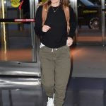 Kate Mara Arrives to JFK Airport in New York City 05/02/2018-2