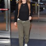 Kate Mara Arrives to JFK Airport in New York City 05/02/2018-4