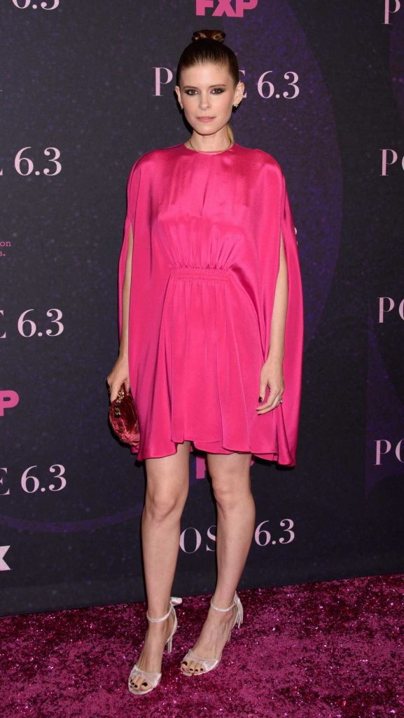 Kate Mara at Pose TV Show Premiere in New York 05/17/2018-1