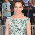 Katie Holmes Arrives at the Metropolitan Opera House in NYC 05/21/2018-5