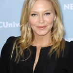 Kelli Giddish at NBCUniversal Upfront Presentation in New York City 05/14/2018-5