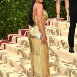 Kim Kardashian at the Heavenly Bodies: Fashion and The Catholic Imagination Costume Institute Gala in New York City 05/07/2018-3