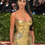 Kim Kardashian at the Heavenly Bodies: Fashion and The Catholic Imagination Costume Institute Gala in New York City 05/07/2018-4
