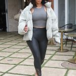 Kim Kardashian Was Seen Out in Calabasas 04/30/2018-3
