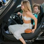 Kimberley Garner Arrives at the Martinez Hotel with a Mysterious Man in Cannes 05/18/2018-2