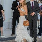 Kimberley Garner Arrives at the Martinez Hotel with a Mysterious Man in Cannes 05/18/2018-4
