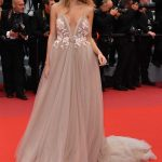 Kimberley Garner at the Burning Premiere During the 71st Cannes Film Festival in Cannes 05/16/2018-3