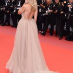Kimberley Garner at the Burning Premiere During the 71st Cannes Film Festival in Cannes 05/16/2018-4