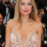 Kimberley Garner at the Burning Premiere During the 71st Cannes Film Festival in Cannes 05/16/2018-5