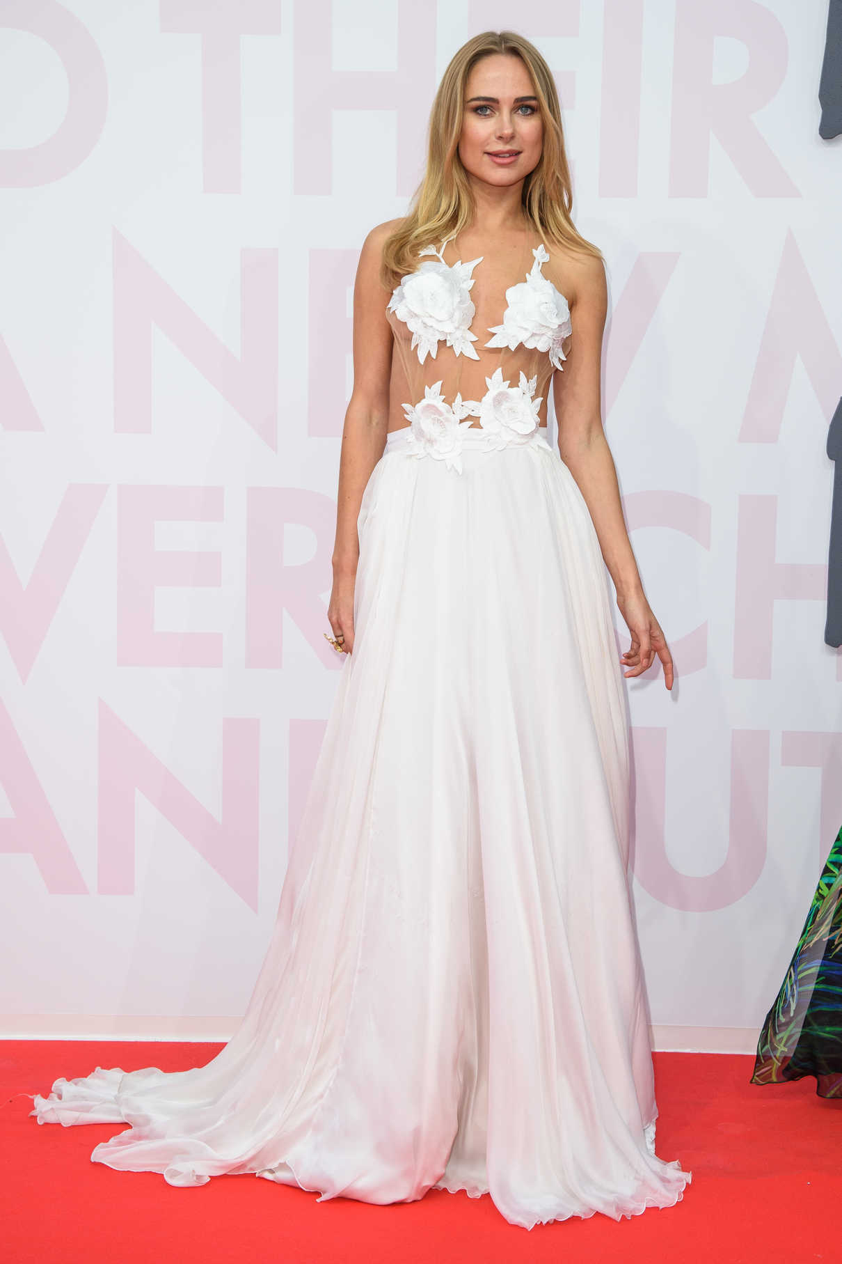 Kimberley Garner at the Fashion For Relief During the 71st Cannes Film Festival in Cannes 05/13/2018-1