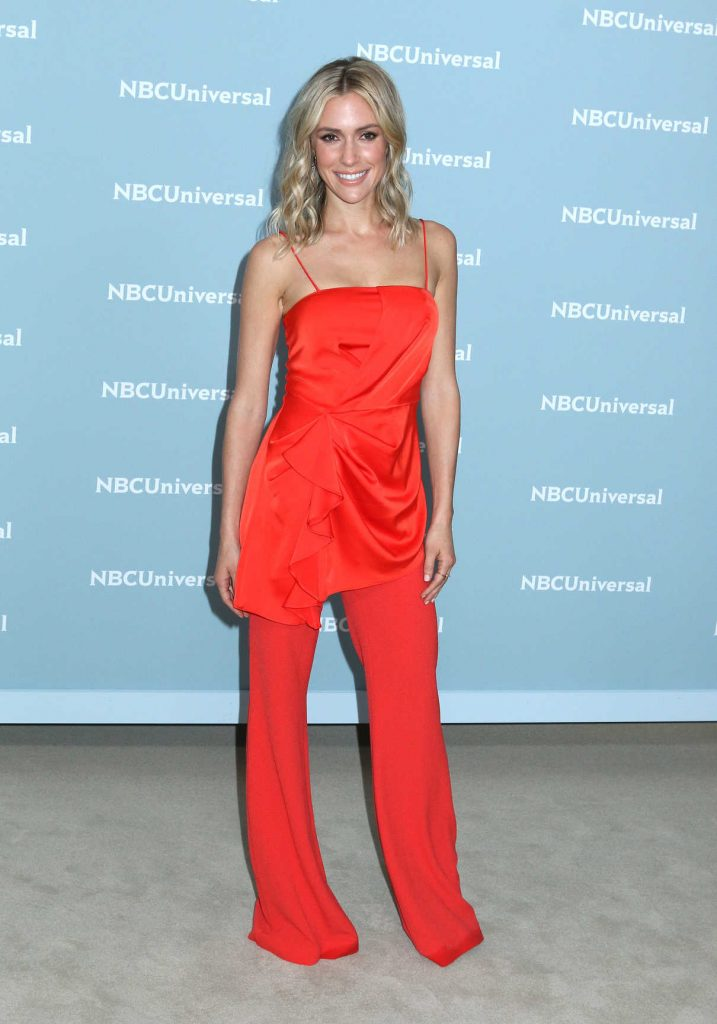 Kristin Cavallari at NBCUniversal Upfront Presentation in New York City 05/14/2018-1