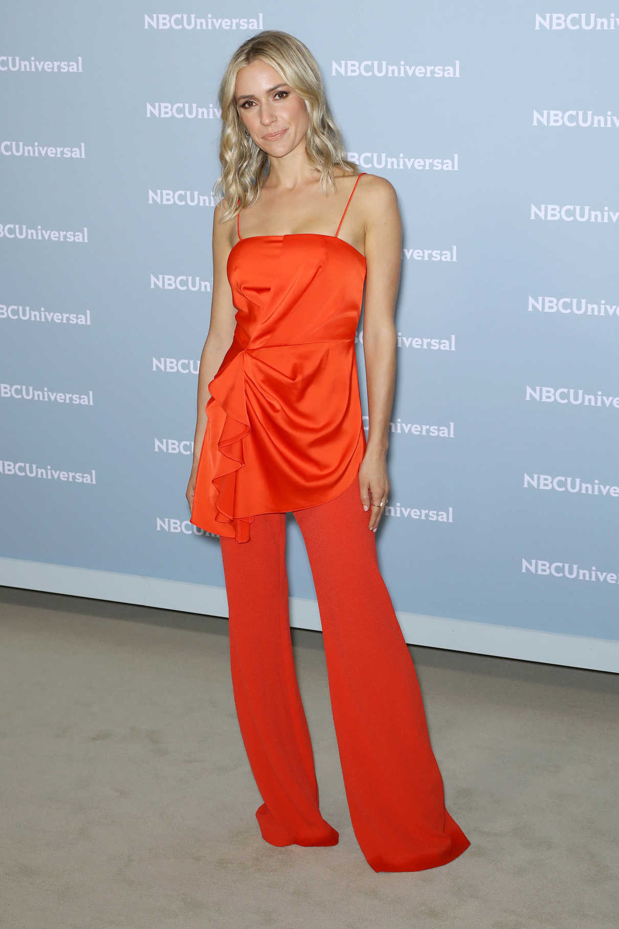 Kristin Cavallari at NBCUniversal Upfront Presentation in New York City 05/14/2018-3