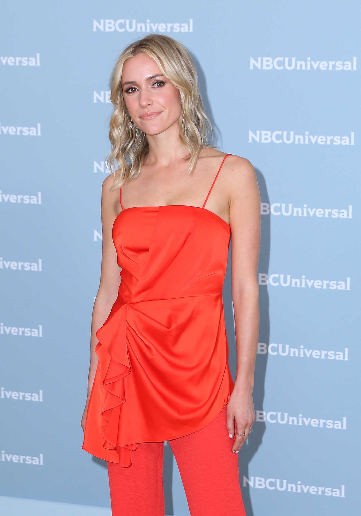 Kristin Cavallari at NBCUniversal Upfront Presentation in New York City 05/14/2018-4