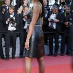 Laura Harrier at Closing Ceremony of the 71st Annual Cannes Film Festival in Cannes 05/19/2018-2