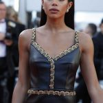 Laura Harrier at Closing Ceremony of the 71st Annual Cannes Film Festival in Cannes 05/19/2018-4
