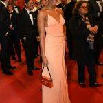 Laura Harrier at the Blackkklansman Premiere During the 71st Cannes Film Festival in Cannes 05/14/2018-2