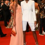 Laura Harrier at the Blackkklansman Premiere During the 71st Cannes Film Festival in Cannes 05/14/2018-4