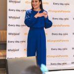 Lea Michele Gives a Dallas High School Commencement Speech in Dallas 05/25/2018-4