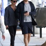Lea Michele Was Spotted with Her Fiance Out in Los Angeles 05/19/2018-2