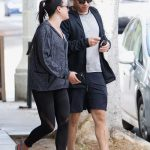 Lea Michele Was Spotted with Her Fiance Out in Los Angeles 05/19/2018-3