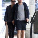 Lea Michele Was Spotted with Her Fiance Out in Los Angeles 05/19/2018-4