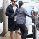 Lea Michele Was Spotted with Her Fiance Out in Los Angeles 05/19/2018-5