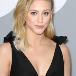 Lili Reinhart at CW Network Upfront Presentation in New York City 05/17/2018-5