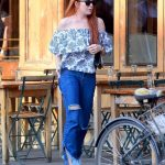 Lindsay Lohan Was Spotted with Mystery Man in West Village in New York City 05/03/2018-2