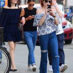 Lindsay Lohan Was Spotted with Mystery Man in West Village in New York City 05/03/2018-5