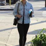Lucy Hale Leaves the Gym in Studio City 05/14/2018-2