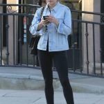 Lucy Hale Leaves the Gym in Studio City 05/14/2018-4