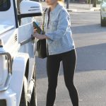Lucy Hale Leaves the Gym in Studio City 05/14/2018-5