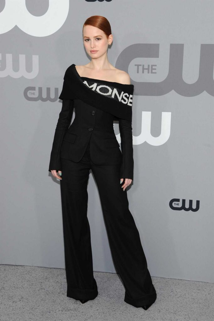 Madelaine Petsch at CW Network Upfront Presentation in New York City 05/17/2018-1