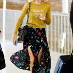 Margot Robbie Arrives at Charles-de-Gaulle Airport in Paris 05/06/2018-4