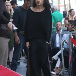 Mila Kunis Was Spotted on the Hollywood Walk of Fame in Los Angeles 05/03/2018-5